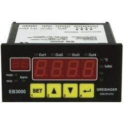 Greisinger EB 3000 prikazovalna, regulirna in nadzorna naprava EB 3000 603291