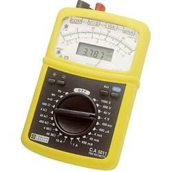 Ročni multimeter, analogni, digitalni Chauvin Arnoux CA 5011 kalibracija narejena po: delovnih standardih, CAT III 1000 V, CAT I