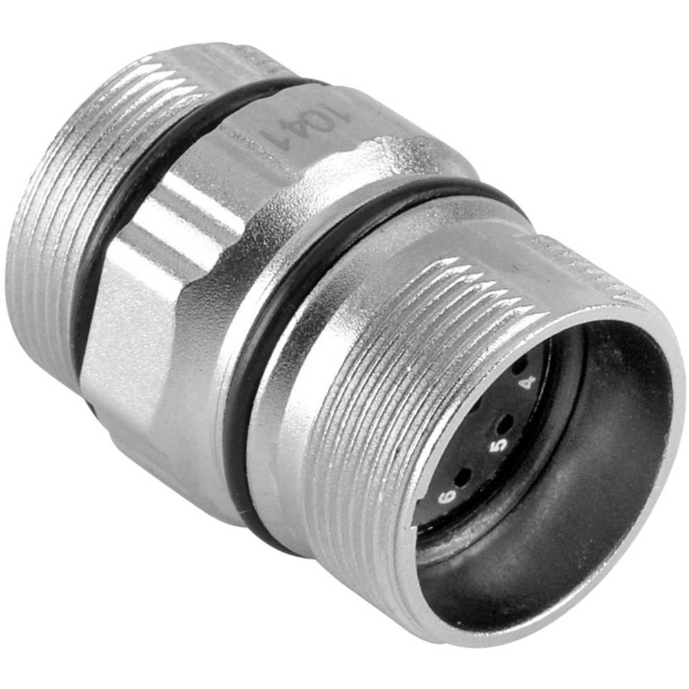 Povezovalni kos M23A (vtični kontakti) poli: 16 10 A MA1JAE1600 Amphenol 1 kos
