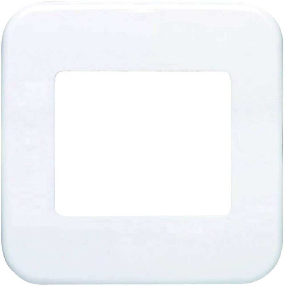 Busch-Jaeger središnja ploča za nepritisni prekidač Reflex SI, Reflex SI Linear alpsko bijela 6476-214