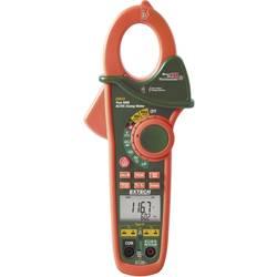 Extech EX623 strujne stezaljke, ručni multimetar digitalni ir termometar CAT III 600 V Zaslon (brojevi): 40000
