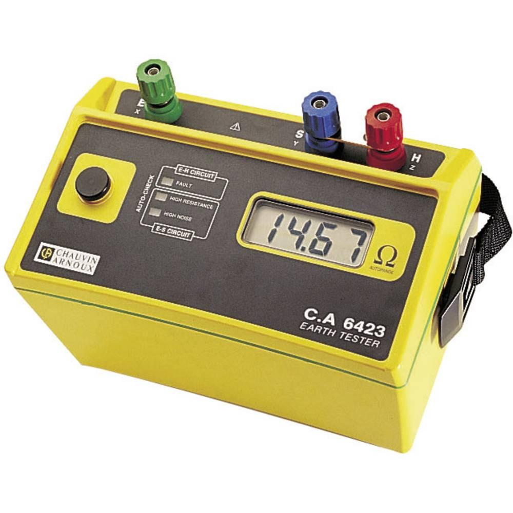 Kal.-ISO Merilnik ozemljitve, merilnikozemljitvenega upora Chauvin Arnoux CA6423, CAT III 42 V P01127013