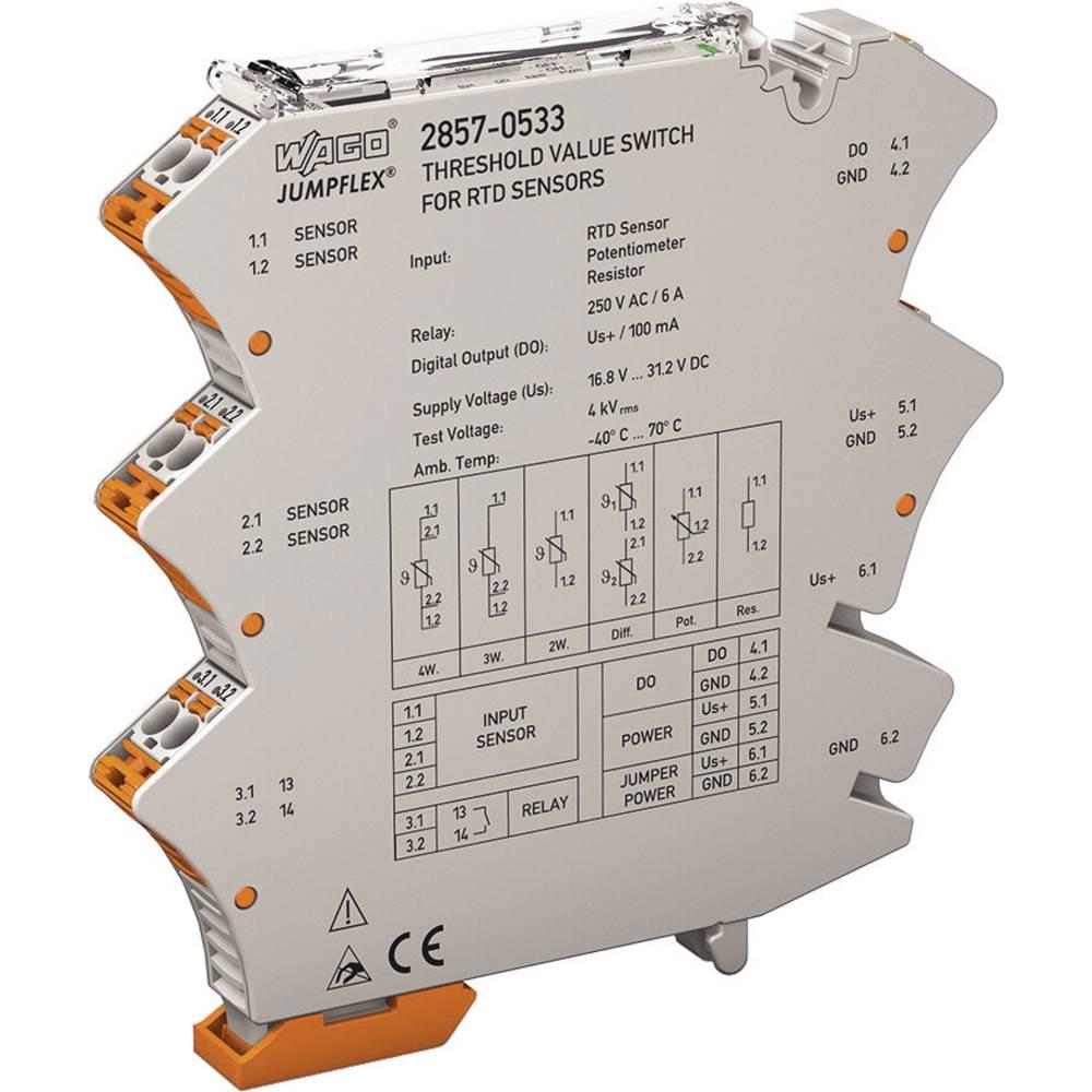 RTD-stikalo za mejne vrednosti JUMPFLEX WAGO 2857-533 1 kos