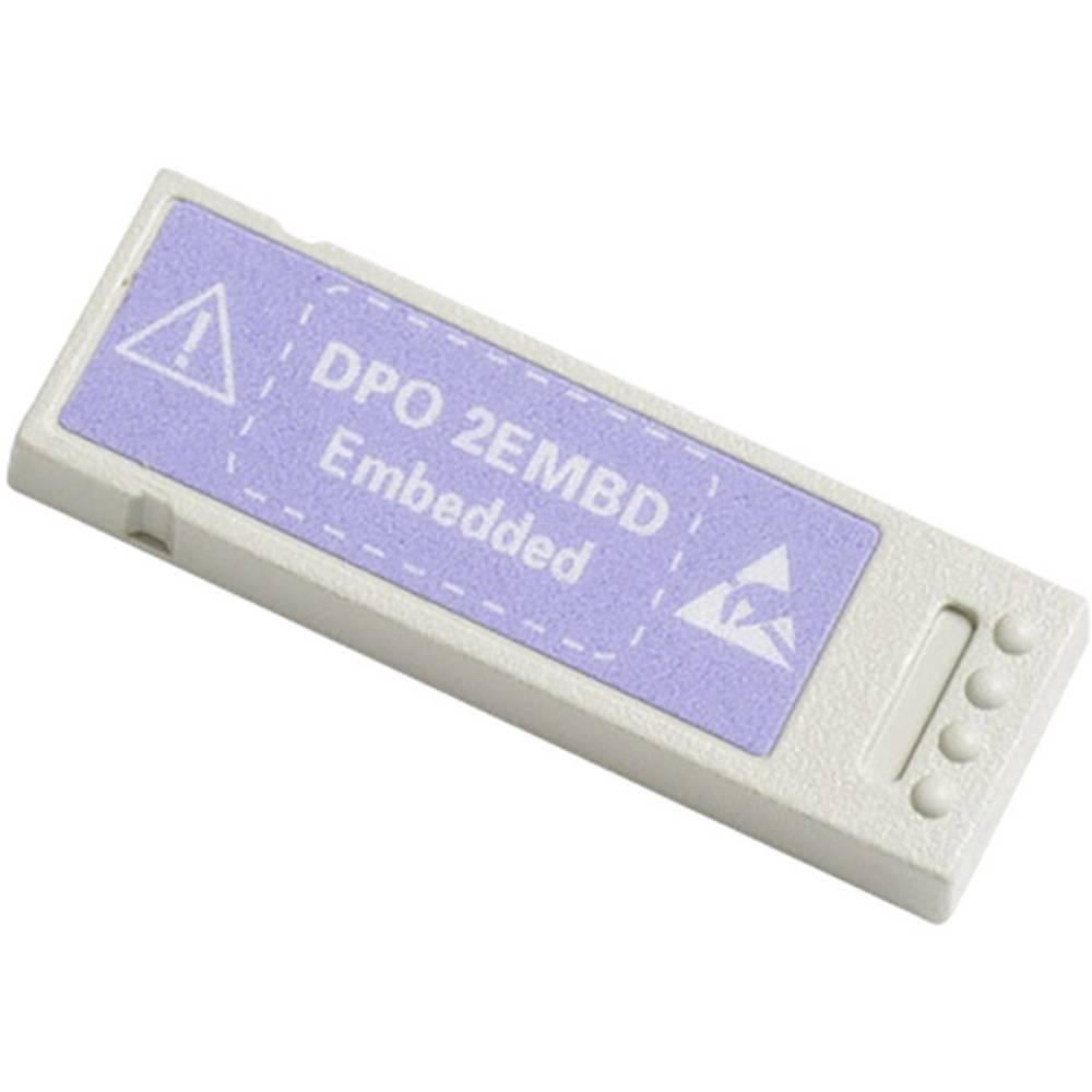 Tektronix DPO2EMBD DPO2EMBD aplikacijski modul, izdelek primeren za DPO2000/MSO2000 serije DPO2EMBD