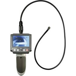 Endoskop VOLTCRAFT BS-300XRSD promjer sonde: 8 mm duljina sonde: 183 cm izmjenjiva sonda kamere, odvojivi ekran, WiFi, TV izlaz,