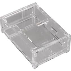 Raspberry Pi® B+ Hölje Raspberry Pi® Acryl RB-Case+01 Transparent