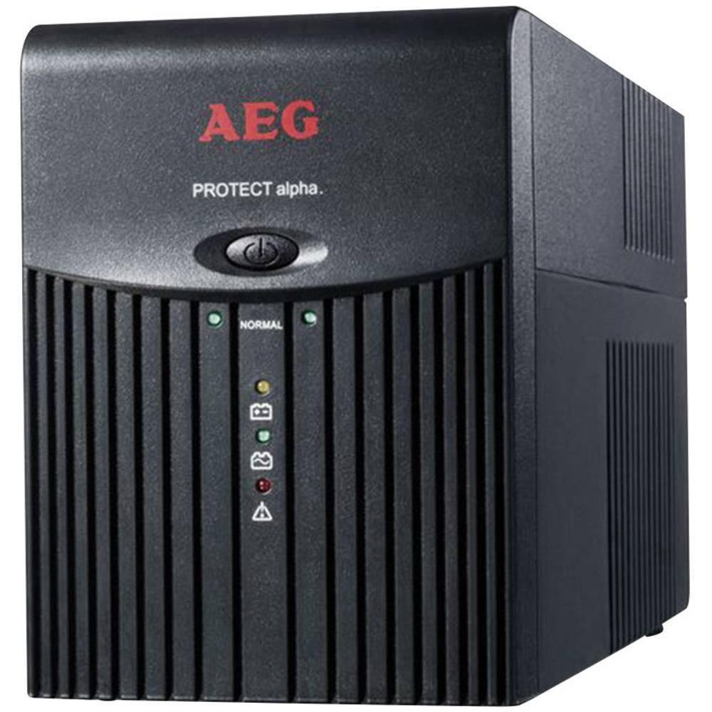 UPS enota za brezprekinitveno napajanje 1200 VA AEG Power Solutions PROTECT alpha 1200