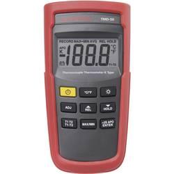 Merilnik temperature Beha Amprobe TMD-50 termometer, tipa K -60 do +1350 °C vrsta tipala: K kalibracija narejena po: delovnih st