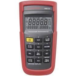 Merilnik temperature Beha Amprobe TMD-53 termometer, tipa K/J -50 do +1350 °C vrsta tipala: K, J kalibracija narejena po: delovn