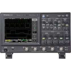 Digitalni osciloskop LeCroy WJ334 Touch 350 MHz 4-kanalni 1 GSa/s 2.5 Mpts 8 Bit, digitalni pomnilnik (DSO)