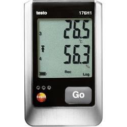 Temperatur- och fuktighets-mätdatalogger Testo 176 H1 testo Temperatur, fuktighet 176 H1 0572 1765