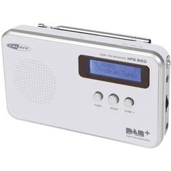 DAB + Radio Caliber Audio Technology HPG316D prenosni radio, polnilni, bel