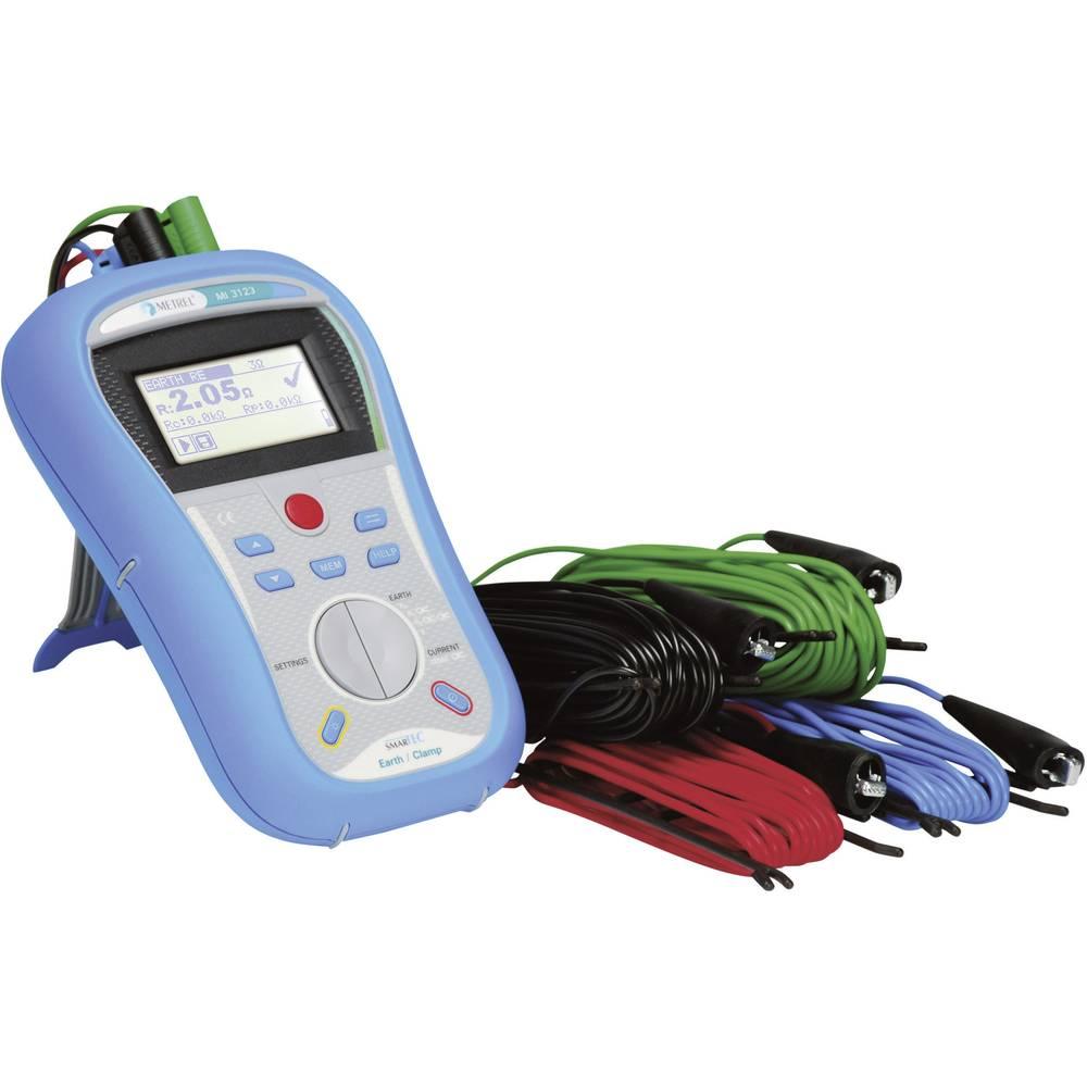 Metrel MI 3123 CAT IV 50 V kalibracija narejena po ISO