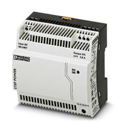 Napajalnik za namestitev na vodila (DIN letev) Phoenix Contact STEP-PS/ 1AC/24DC/3.8/C2LPS 24 V/DC 3.8 A 91.2 W 1 x