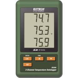 Extech SD200 Temp. shranjevalnik podatkov, zapisovalnik meritev -100 do +1300 °C