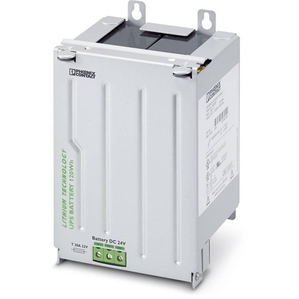 UPS akumulatorski modul Phoenix Contact UPS-BAT/LI-ION/24DC/120WH
