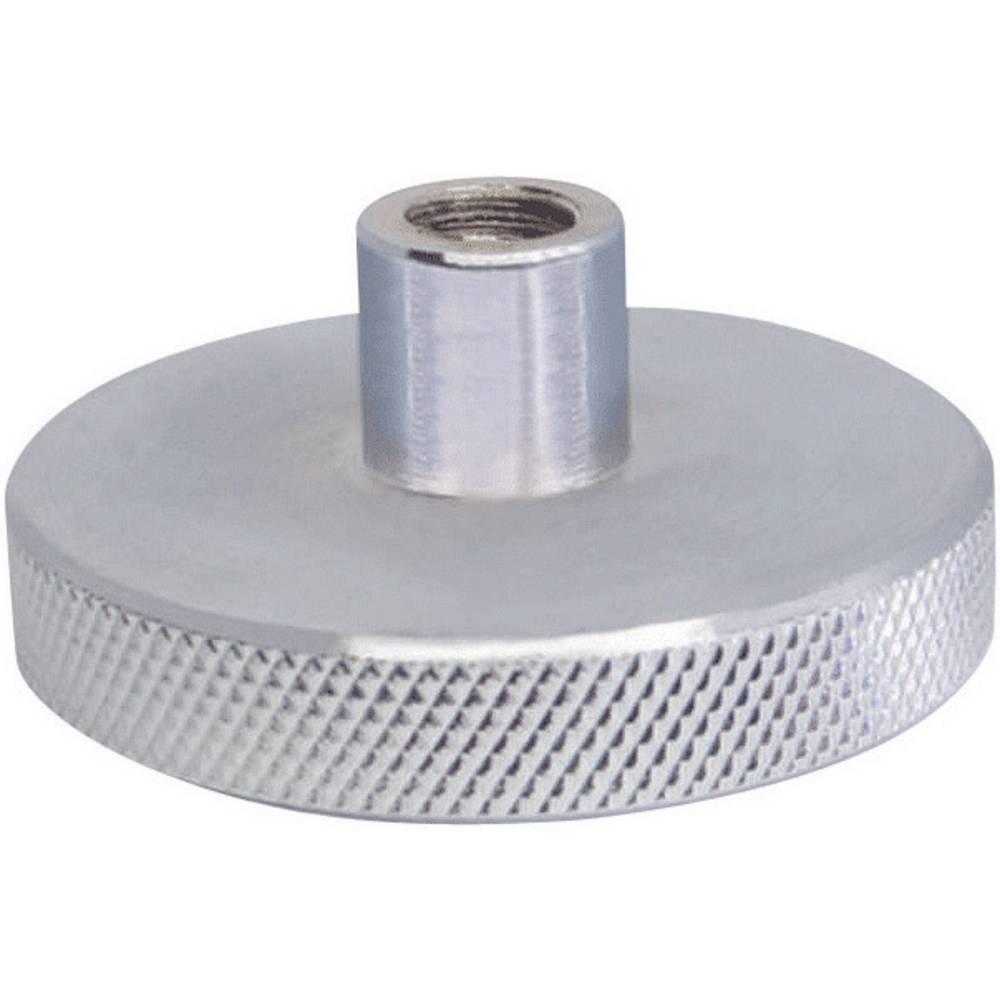 Kovinska plošča za merilnike sile/preskusne mize Sauter AC08, za teste pritiska do 5.000 N