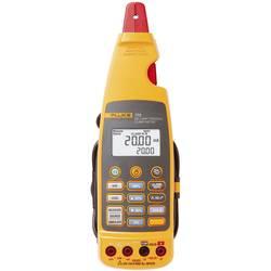 Kal. ISO Tokovne klešče, ročni multimeter digitalni Fluke 773 kalibracija narejena po: ISO procesni izhodni tok CAT II 300 V šte