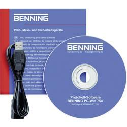 Benning Software PC-Win ST 750 programska oprema za osebni računalnik, primerna za BENNING 050311