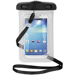 Goobay Snowbag delovna torbica za mobilni telefon univerzalen transparentna