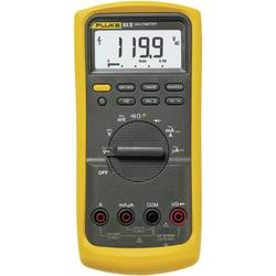 Kal. ISO Ročni multimeter digitalni Fluke 83V/EUR kalibracija narejena po: ISO CAT III 1000 V, CAT IV 600 V število mest na zasl