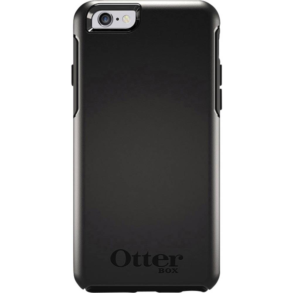 Zaštitni etui Otterbox iPhone Symmetry Case za: Apple iPhone 6, crna