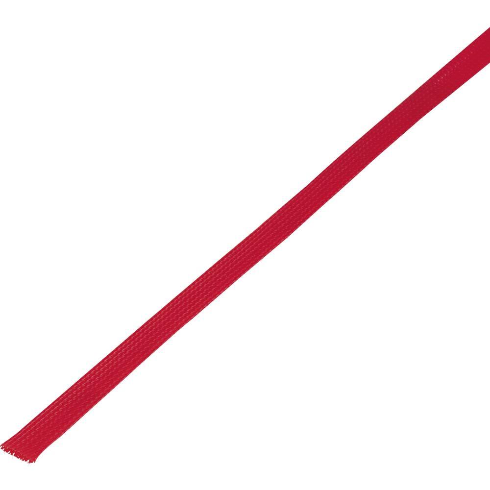 Zaščitna cev, pletenica, snop-: 5 - 10 mm CBBOX0510-RD;Conrad Components vsebina: 10 m