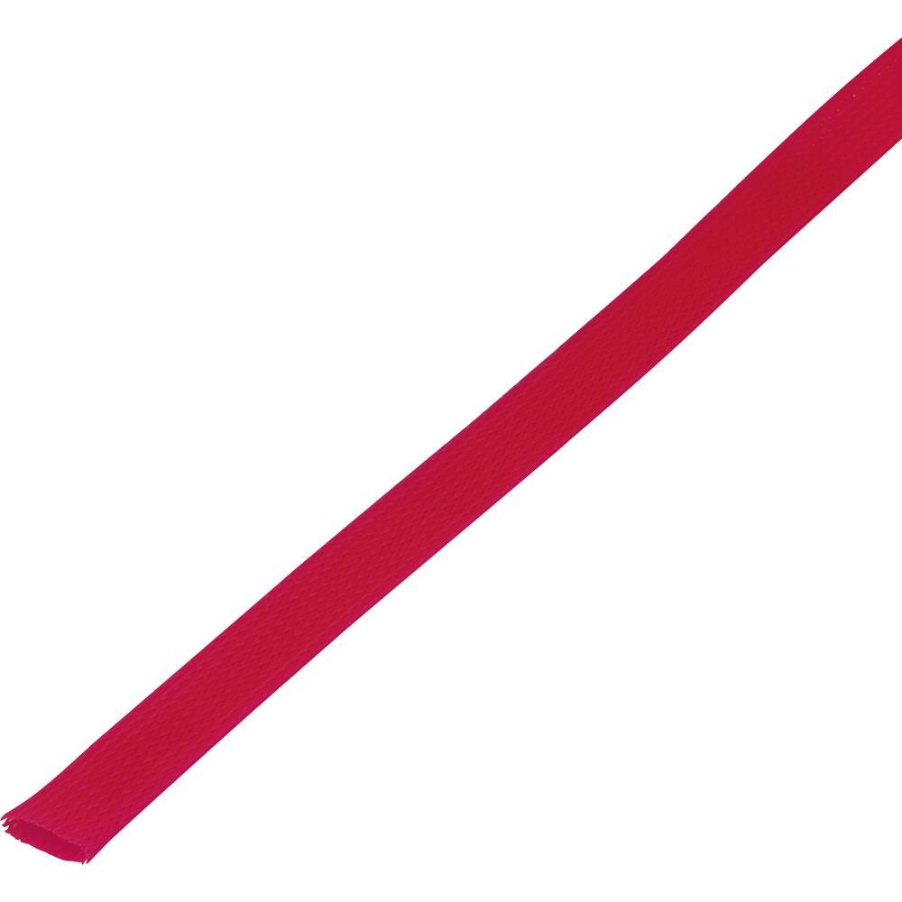 Zaštitno crijevo, pleteno, snop-: 20 - 28 mm CBBOX2028-RD;Conrad Components sadržaj: 5 m