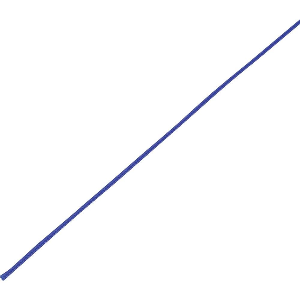 Zaščitna cev, pletenica, snop-: 4 - 8 mm CBBOX0408-BL;Conrad Components vsebina: 10 m