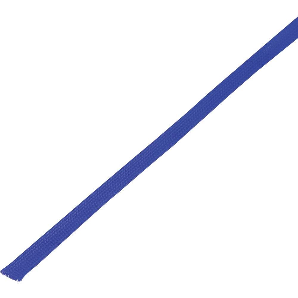 Zaštitno crijevo, pleteno, snop-: 6 - 12 mm CBBOX0612-BL;Conrad Components sadržaj: 10 m
