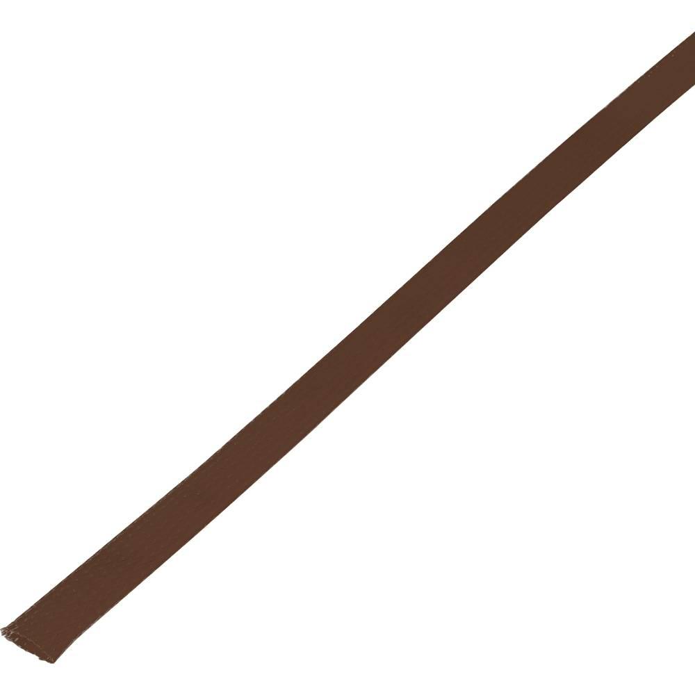 Zaštitno crijevo, pleteno, snop-: 15 - 27 mm CBBOX1527-BN;Conrad Components sadržaj: 10 m