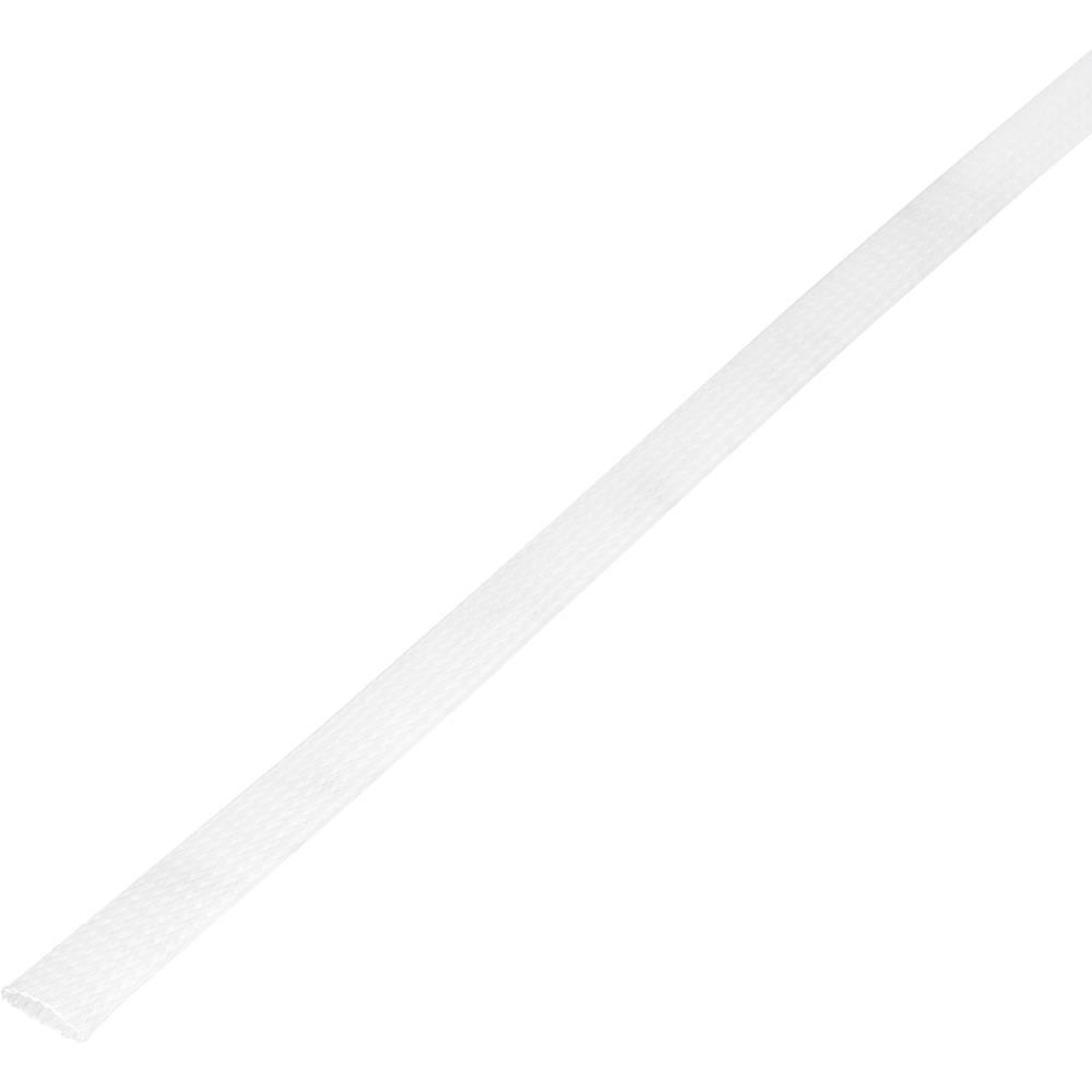 Zaštitno crijevo, pleteno, snop-: 12 - 21 mm CBBOX1221-WT;Conrad Components sadržaj: 10 m