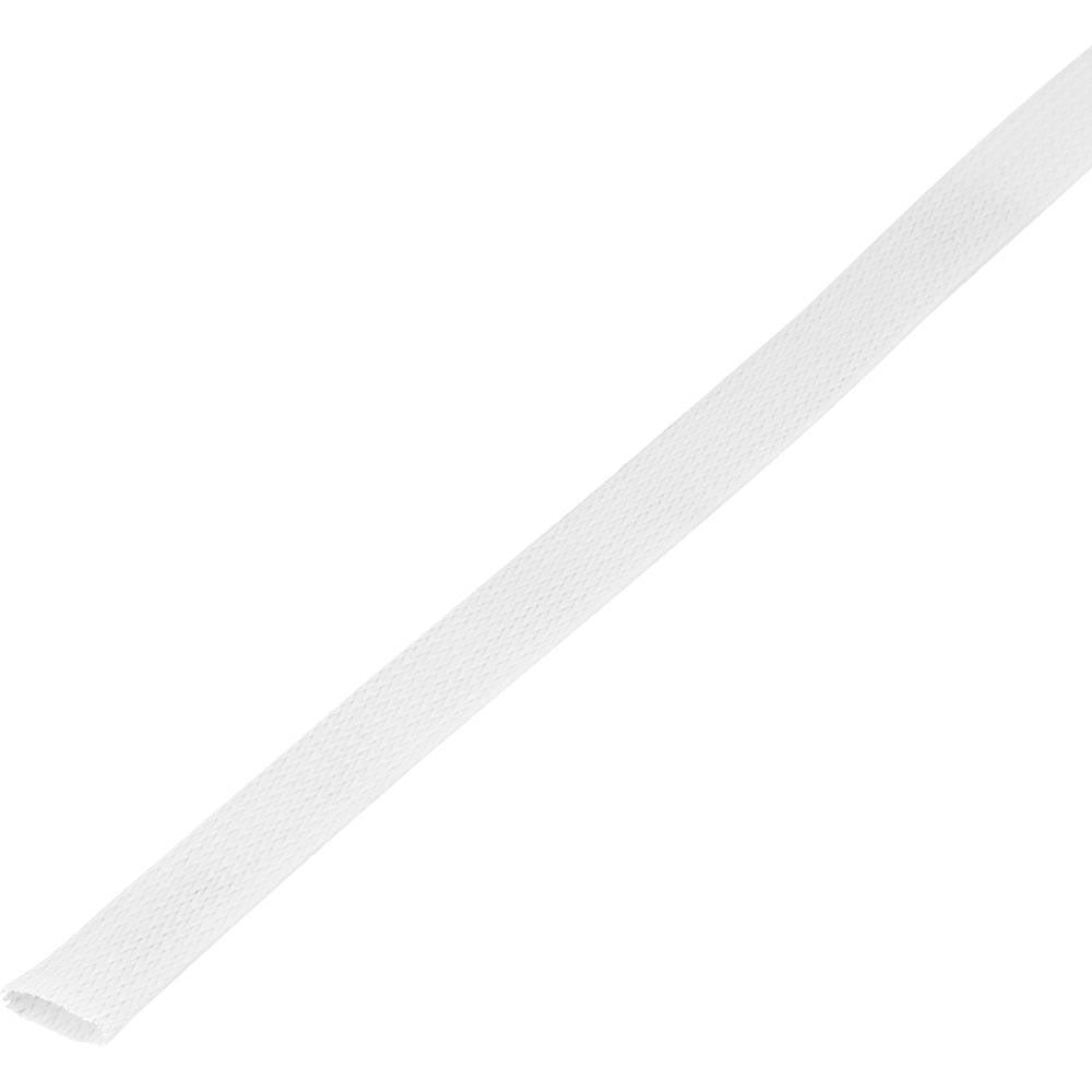 Zaštitno crijevo, pleteno, snop-: 25 - 34 mm CBBOX2534-WT;Conrad Components sadržaj: 5 m