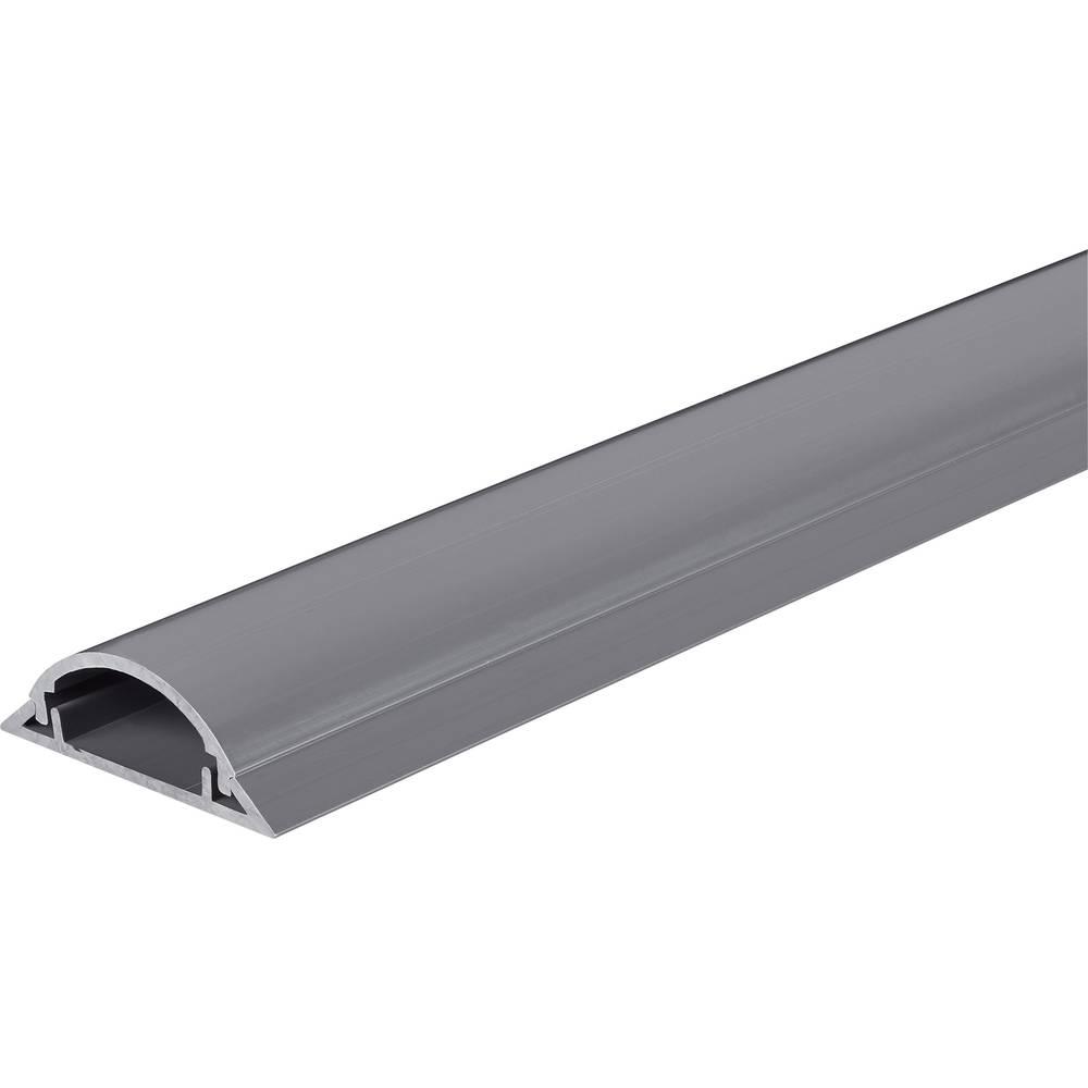 Most za kabel Conrad 1 m (D x Š) 1000 mm, x 49.5 mm, siva, sadržaj: 1 kom.