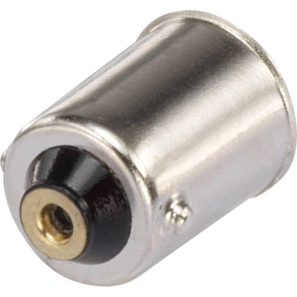 Podnožje za žarnico, mini okov BA9s