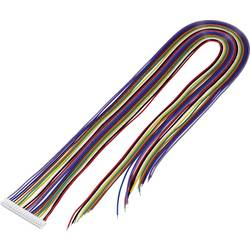 Konfekcioniran finožični vodnik, št.polov skupaj: 20 TRU Components 1244002 mere: 2 mm 1 kos