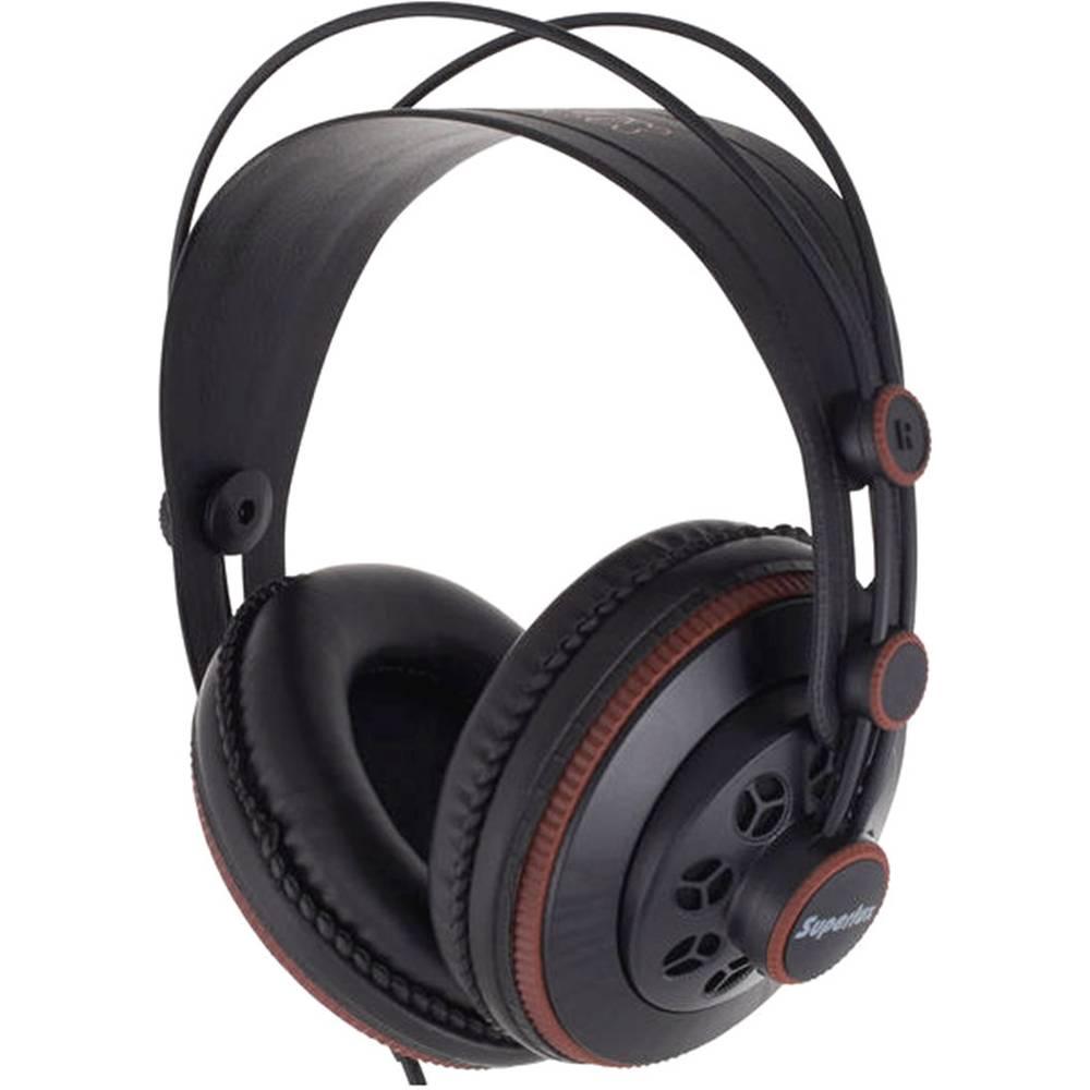 Studijske slušalke Superlux HD681, črne barve