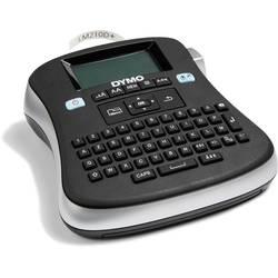 DYMO 210D / FR-BE-CH Tiskalnik nalepk Primerno za pisalni trak: D1 6 mm, 9 mm, 12 mm