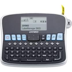 Etiketna naprava DYMO LabelManager 360D / FR-BE-CH primerna za : D1 6 mm, 9 mm, 12 mm, 19 mm