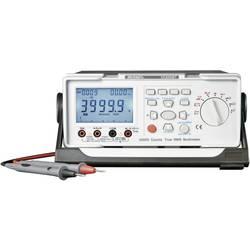Stolni digitalni multimetar VC650BT SE VOLTCRAFT kalibriran prema: tvorničkom standardu (bez certifikata) CAT II 600 V prikaz (b