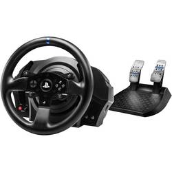 Ratt Thrustmaster T300 RS Racing Wheel PlayStation 4, PlayStation 3, PC Svart