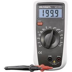 Handmultimeter digital VOLTCRAFT VC135 CAT III 600 V