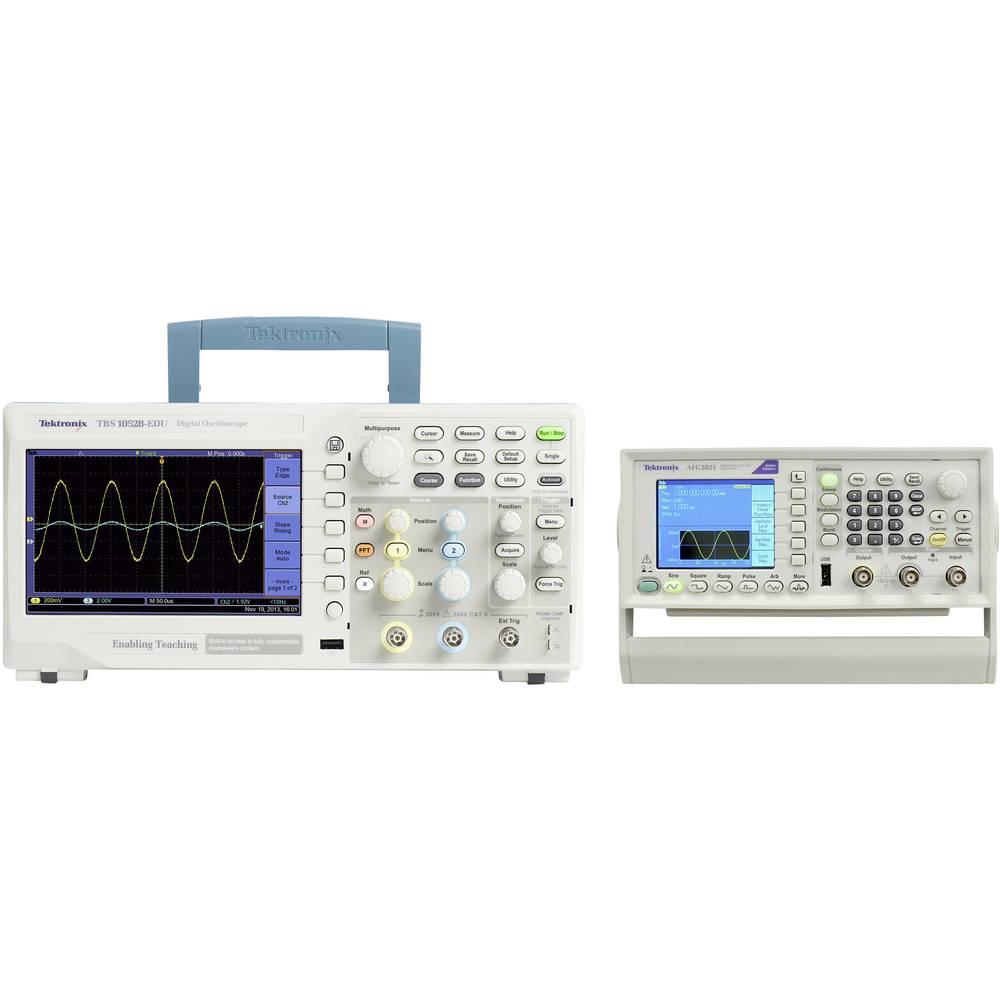 Tektronix AFG2021 + TBS1052B-EDU komplet arbitrarni generator funkcija i 50 MHz memorijski osciloskop, generator-frekvencijsko p