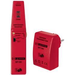 Beha Amprobe UNITEST SF100 iskalnik varovalk, merilnik napeljav, iskalnik kablov in vodnikov