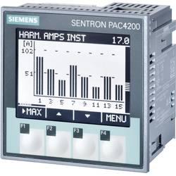 Siemens SENTRON PAC4200 Multifunktionsmätare Max. 3 x 690/400 V/AC