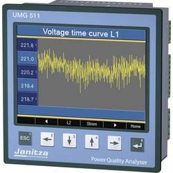 Janitza UMG 511 analizator omrežja 5219001 CAT III 600 V kalibracija narejena po ISO