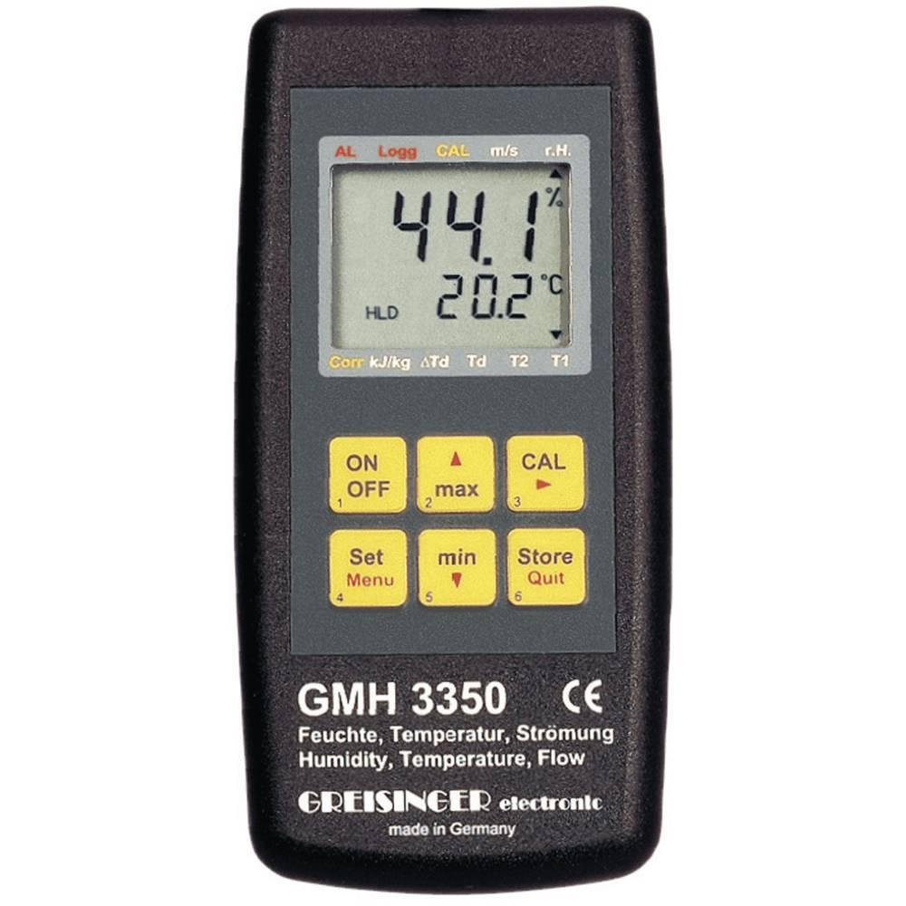 Merilnik vlažnosti zraka (higrometer) Greisinger GMH 3350 0 % rF 100 % rF