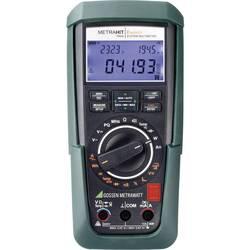 Digitalni ručni multimetar Gossen Metrawatt METRAHIT Energy DAkkS kalibrirani CAT III 600 V, CAT IV 300 V