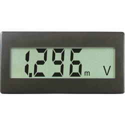 VOLTCRAFT DVM330G digitalni ugradbeni mjerni uređaj, panelmetar dimenzije za ugradnju 68 x 33 mm