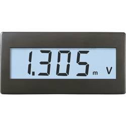 VOLTCRAFT DVM330W digitalni ugradbeni mjerni uređaj, panelmetar dimenzije za ugradnju 68 x 33 mm
